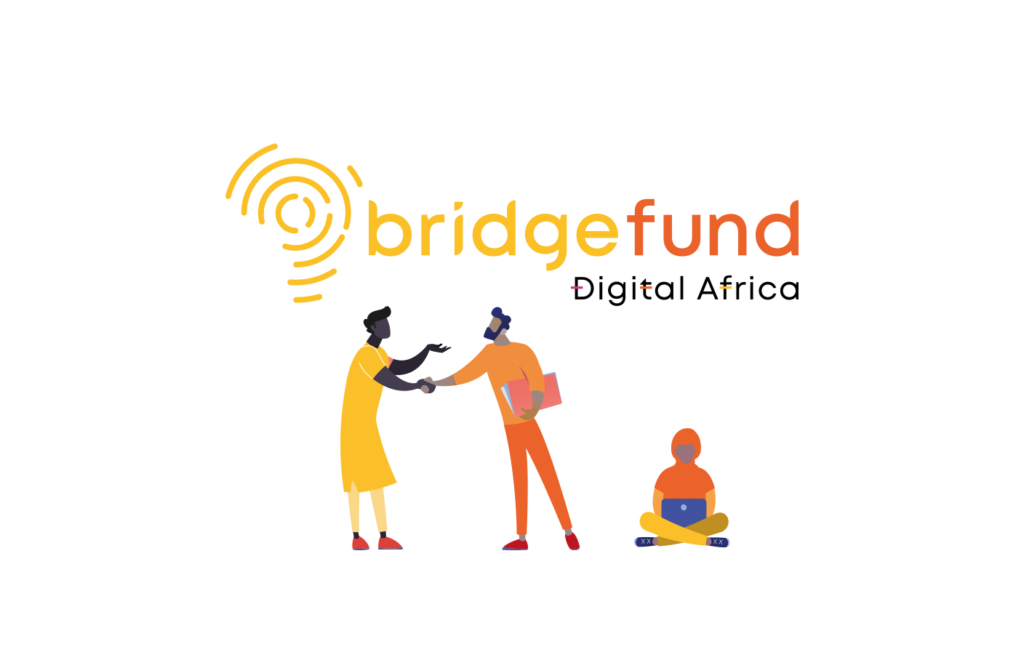 logo de bridge fund digital africa